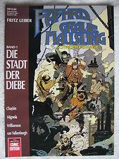 Bastei Comic Edition, Fafhrd und der Graue Mausling Bd.1 Die Stadt der Diebe