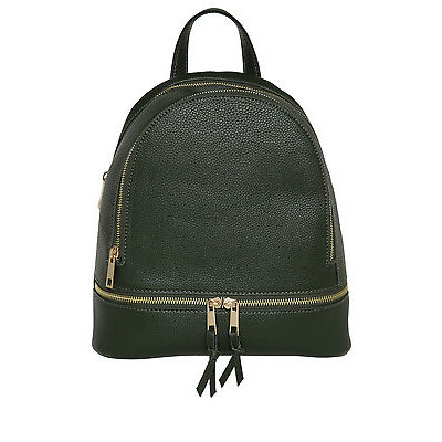 NEW Miss Shop Backpack Khaki
