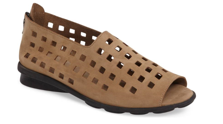 Arche Drick Sand Comfort Flat Flat Flat Sandal Donna  Dimensiones 36-41 5-10 NEW    afcd89