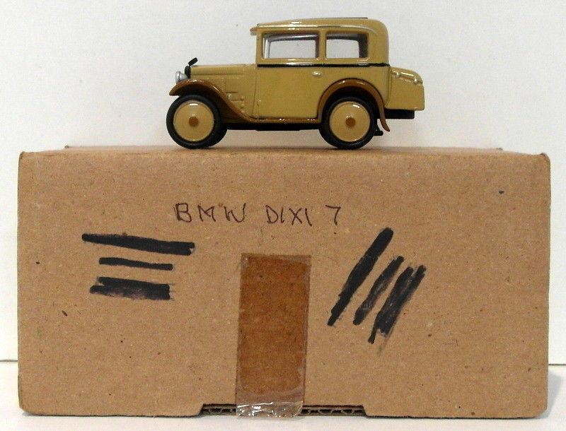 Unbekannte marke maßstab 1  43 - modellauto - bmw dixi 7 - emily braun