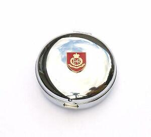 Royal Military Police Travel Chrome Alarm Clock Ideal Army Gift BK36