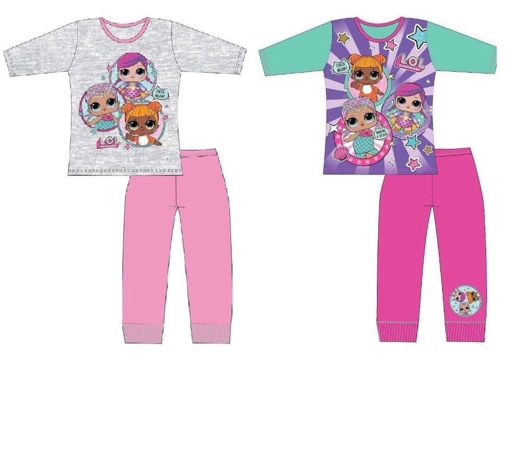 SéRieux Lol Surprise Danse Nightwear Enfants Filles Pyjamas Set Poupées Swing 4 -10 Ans Design Moderne
