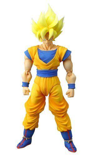 Bandai S.H. Figuart Dragon Ball Z súper Saiyan Son Goku versión japonesa