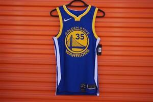 de6b54a69165 2018 Men s 863022 Nike Kevin Durant  35 Golden State Warriors Small ...