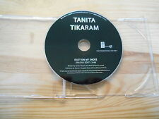 CD Pop Tanita Tikaram - Dust On My Shoes (1 Song) Promo EAR MUSIC EDEL disc only