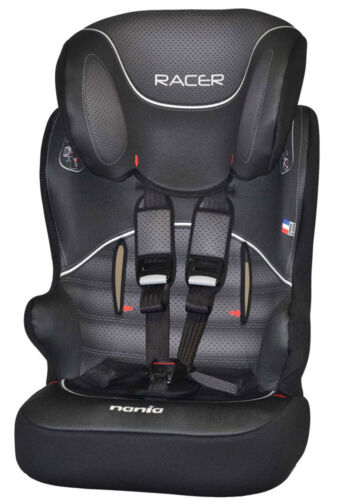Schutzunterlage Maxi inkl Osann Kindersitz Racer SP schwarz
