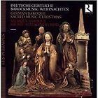 Deutsche Geistliche Barockmusik: Weihnachten (German Baroque Sacred Music: Christmas, 2014)