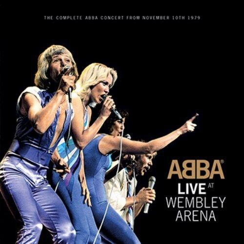 ABBA - Live at Wembley Arena [New CD] Holland - Import