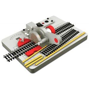 Model-Railroad-Track-amp-Metal-Cutter-avec-bloc-d-039-Alimentation