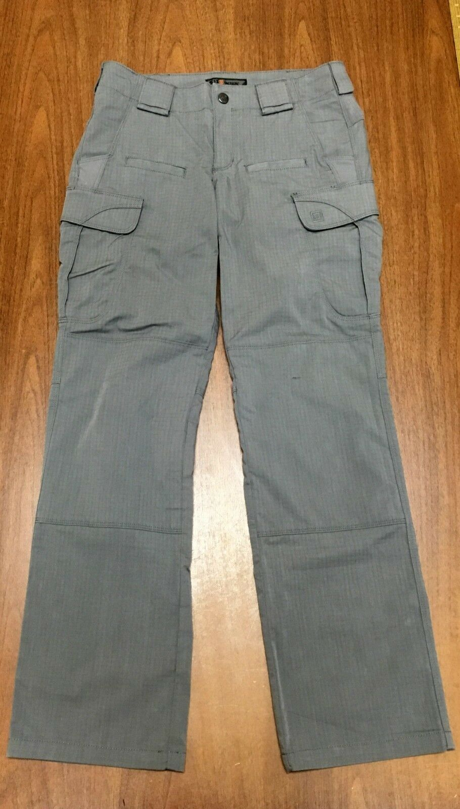 64386, 5.11 WMN Storm, SZ 4-Washed Once, LITTLE used.(SEE photos)