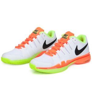 Detalles de Nike Niños Zoom Vapor 9.5 Tour Blanco Voltios Hombre 631458 107 Zapatos Nuevo