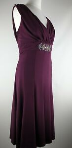 RONNI-NICOLE-PURPLE-SLEEVELESS-STRAPPY-V-NECK-DRESS-WITH-DETAIL-SIZE-12