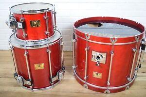 premier signia marquis maple drum set kit excellent drums for sale ebay. Black Bedroom Furniture Sets. Home Design Ideas