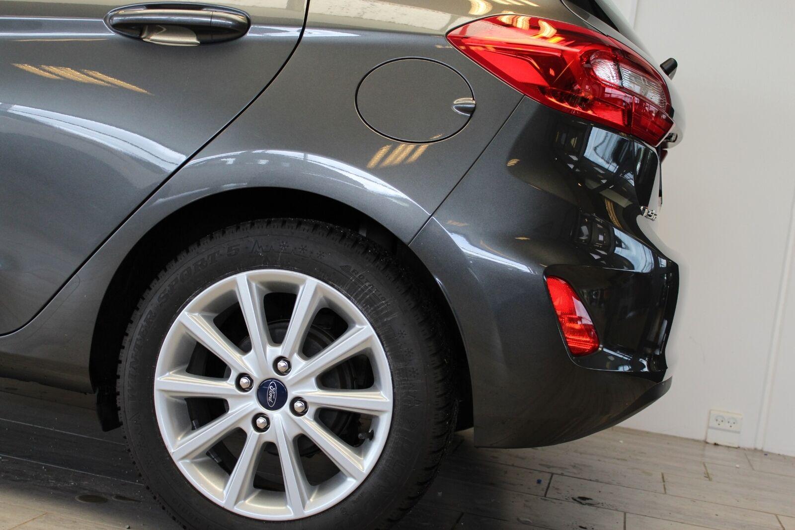 Ford Fiesta 1,0 EcoBoost Titanium - billede 16