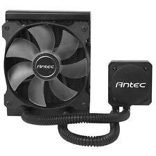 Antec H2O H20 Kuhler H600 Pro Water Cooling Kit 1 x PWM Led Fan 155mm Radiator