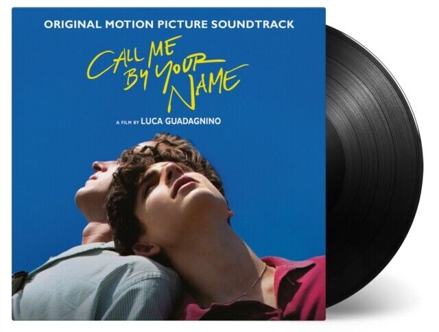 CALL ME BY YOUR NAME OST(180G)