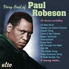 Ol Man River-The Very Best of Paul Robeson von Paul Robeson (2014)