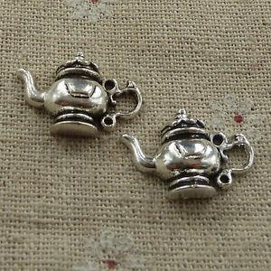 free-ship-100-pieces-tibetan-silver-teapot-charms-22x15mm-2624