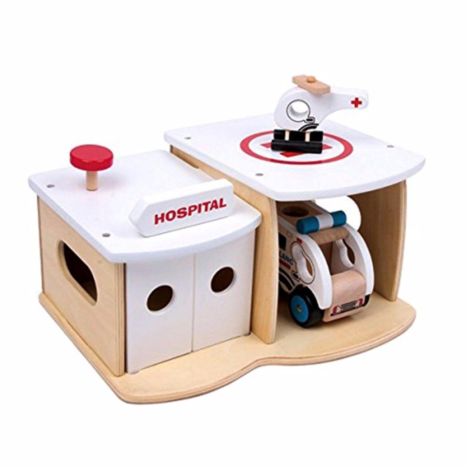 Toy Hospital Toy Ambulance Toy Hospital Toys Rescue Hospital Toys