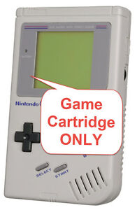 Nintendo-Game-Boy-50-Titles-Select-From-List-Game-Cartridge-ONLY
