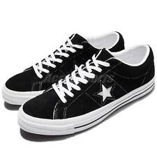 6f4767fb87eb item 1 Converse One Star Ox Black White Suede Men Skateboarding Sneakers  158369C -Converse One Star Ox Black White Suede Men Skateboarding Sneakers  158369C