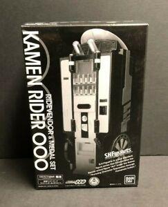 2011-Bandai-KAMEN-RIDER-OOO-Ridevendor-amp-Medal-Set-SHFarts-Tamashii-Nations