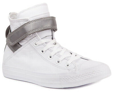 CONVERSE Chuck Taylor All Star Brea Leather 553423C Sneakers Shoes Boots Womens | eBay