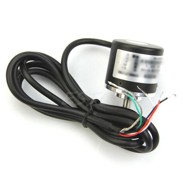 Encoder 400P/R Incremental Rotary Encoder 400p/r AB phase encoder 6mm Shaft NEW