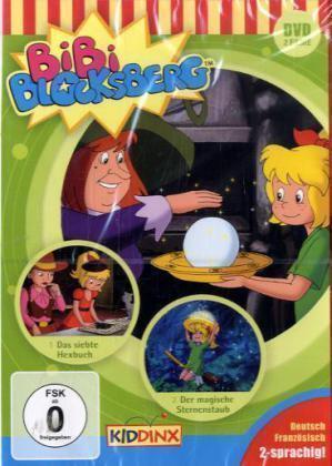 1 von 1 - Bibi Blocksberg * DVD * Das siebte Hexbuch/Der magische Sternenstaub (2011)