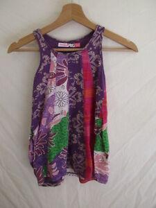 9c94769dcf319 Robe Desigual Taille 5 ans à - 37%   eBay