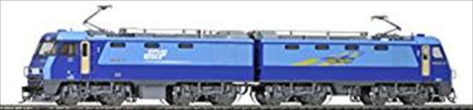 Tomix HO calibre EH200 HO-156 modelo del Ferrocarril Locomotora Eléctrica Japón Nuevo