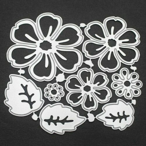 Metal Cutting Dies Scrapbook Embossing Die Stencils Album DIY Card Paper  #US