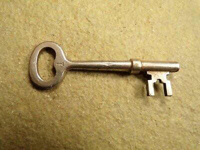 Skeleton Bit Key Vintage Antique Lock Key Mortise Lock Doors Uncut ab25