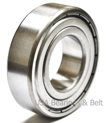 6001 ZZ,6001 Z Bearing,12x28x8,60012Z C//3 Shielded Ball Bearings***Qty 10** IS