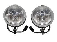 Ford Mustang 87-93 Fog Lights Stock Lens (housing And Lens) Set Pair 92 91 90 89