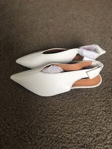 c01b02638e8 Image is loading New-Staccato-Ladies-Heels-Size-36-White