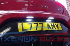 Numero LED LICENSE PLATE LIGHT SEAT LEON CUPRA FR 18 SMD CANBUS K1 BTCC