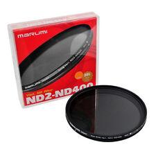 Marumi 72mm DHG Vari ND2-ND400 Filter For Canon Nikon Sony Panasonic Japan