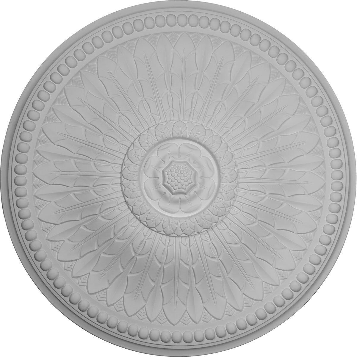 42 1 2 OD x 9 ID x 4 5 8 P Ceiling Medallion