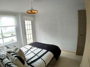 3 niveles 4 habitaciones casa totalmente nueva en privada todos los servicios a 4 min mexibus tecama