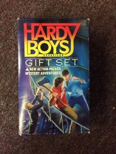 Hardy-Boys-Gift-Set-Case-Files-5-Books-with-Cover-Set