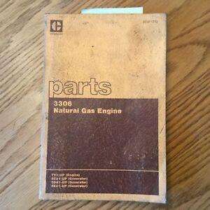 cat 3306 parts manual