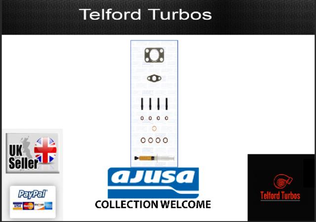 Ford Citroen Peugeot Mini DV6 Ajusa Turbo gasket Kit JTC11351