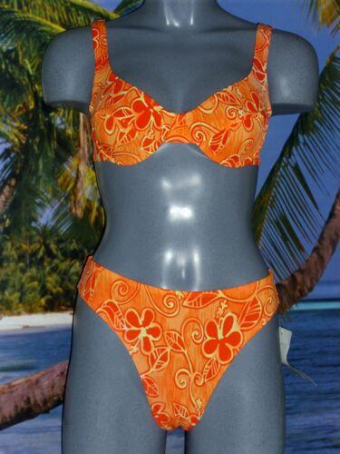 36 38 Retro Bikini 70er Jahre Bikini in verschidenen Farben und Muster Gr