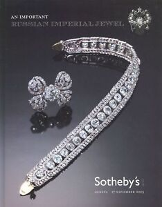 Sotheby-039-s-Catalogue-Important-Russian-Imperial-Jewel-2005-HB
