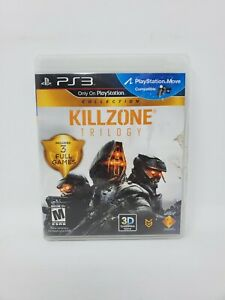 Killzone-Trilogy-Sony-PlayStation-3-2012-Complete-2-Two-Discs-Tested-Works