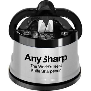 Anysharp-Knife-Sharpener-Silver-Blade-Kitchen-Tools-Sharp-Gadget-Silver