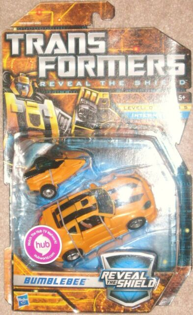Transformers G1 Reveal the Shield Deluxe Bumblebee MOSC