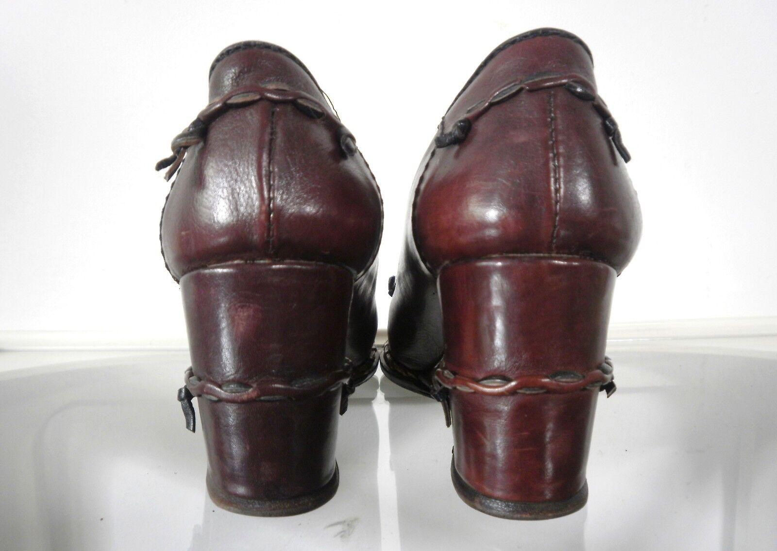 Damen Pumps creazioni VERENA Wedges Keilpumps Keilpumps Keilpumps True Vintage sandale made in italy 1cd27a