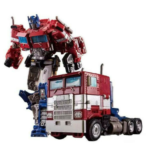 """Weijiang Transformers SS38 Voyager Optimus Prime 7/"""" Kids Action Figure In Box"""